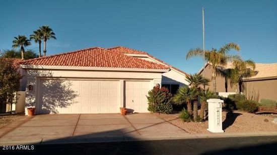10618 E HERCULES Drive, Sun Lakes, AZ 85248