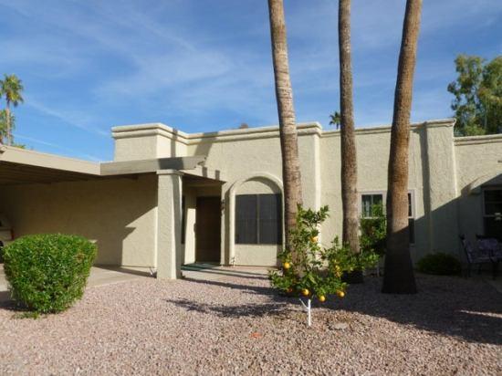 Welcome to an Arizona retreat home.