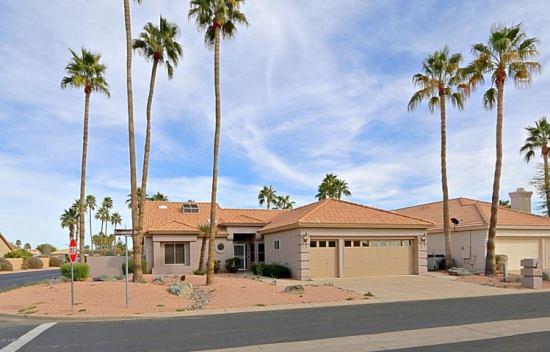 24801 S ROSEWOOD Drive, Sun Lakes, AZ 85248
