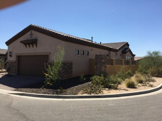 Private Corner Lot, adjacent to open space!