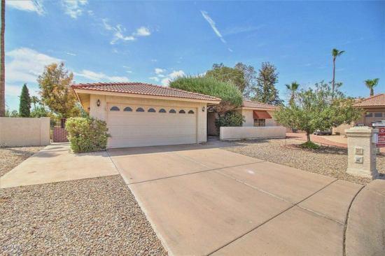 26410 S PINEWOOD Drive, Sun Lakes, AZ 85248