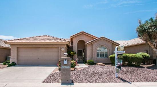 9137 E EMERALD Drive, Sun Lakes, AZ 85248