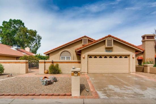 26420 S BUTTONWOOD Drive, Sun Lakes, AZ 85248