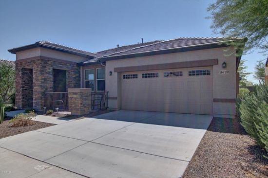16720 S 175TH Lane, Goodyear, AZ 85338