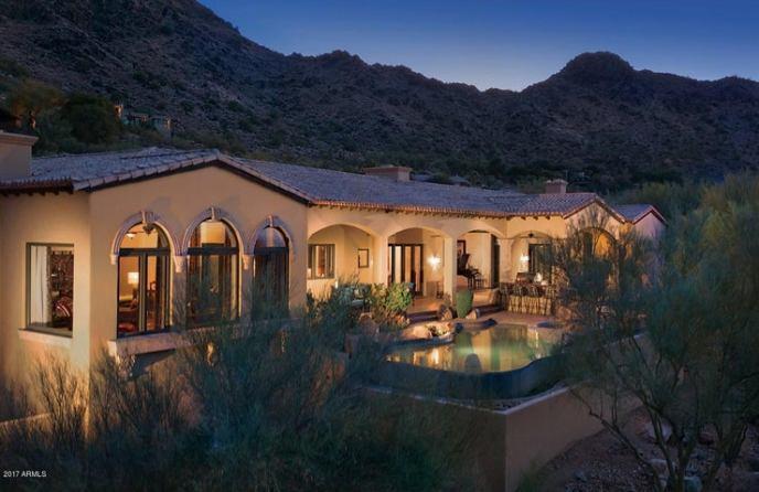 5925 E FOOTHILL Drive N, Paradise Valley, AZ 85253