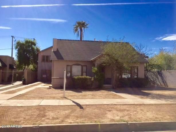 19 E HOOVER Avenue, Phoenix, AZ 85004