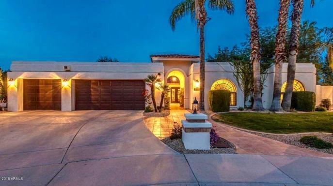 10950 E TIERRA Drive, Scottsdale, AZ 85259