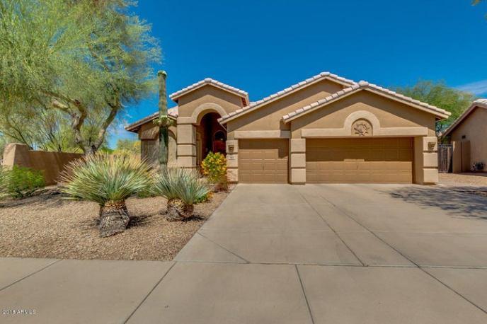 7414 E WHISTLING WIND Way, Scottsdale, AZ 85255