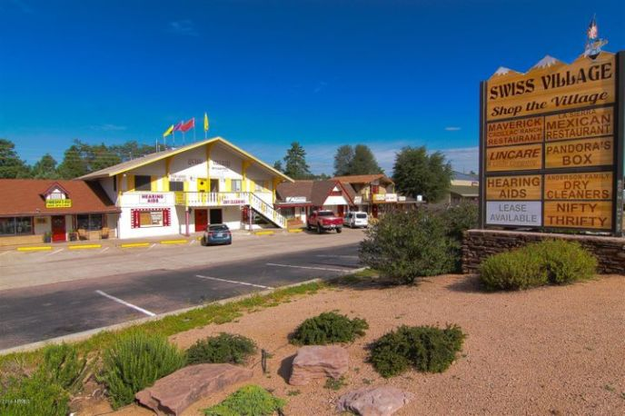 804 N BEELINE Highway, Payson, AZ 85541