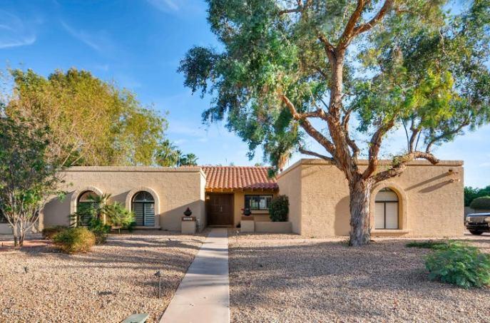 7605 E LARKSPUR Drive, Scottsdale, AZ 85260