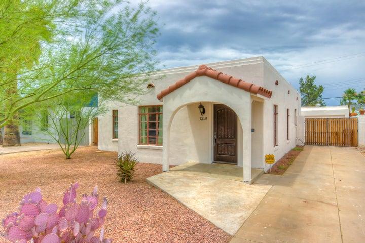 1318 E HUBBELL Street, Phoenix, AZ 85006