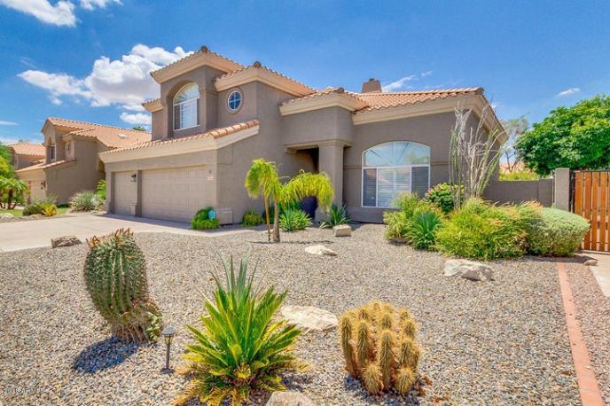 3335 E MOUNTAIN VISTA Drive, Phoenix, AZ 85048