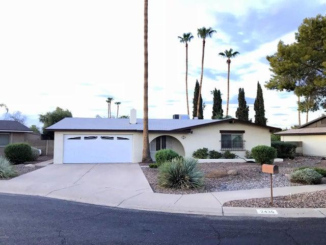 2436 W VIA RIALTO Circle, Mesa, AZ 85202