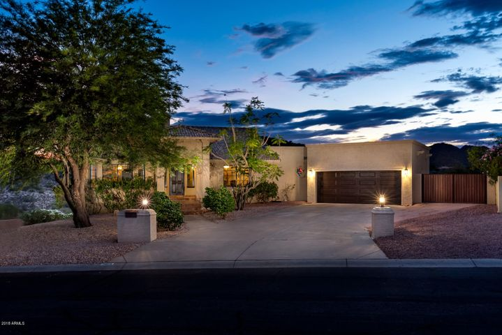 11804 N SPOTTED HORSE Way, Fountain Hills, AZ 85268