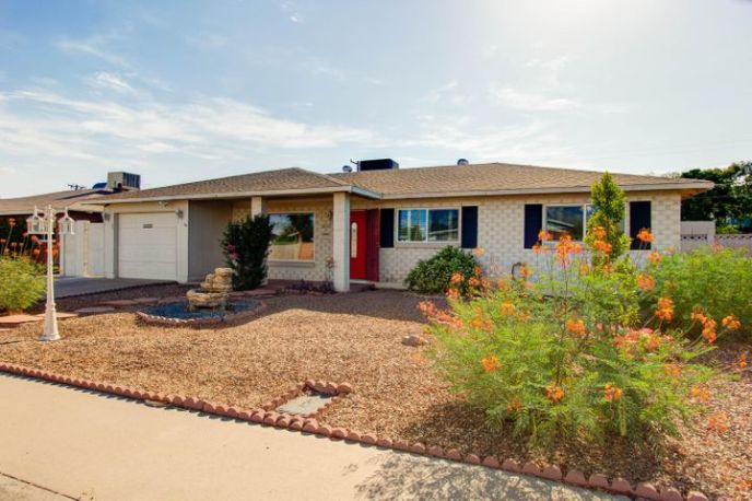 Amazing downtown location and great curb appeal