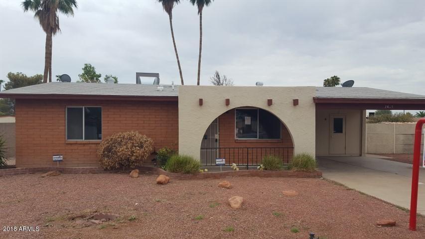 2615 W ISABELLA Avenue, Mesa, AZ 85202