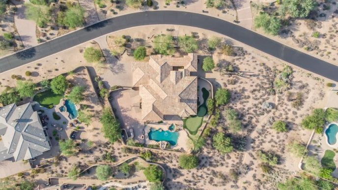6631 E BENT TREE Drive, Scottsdale, AZ 85266