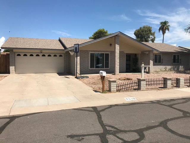 5338 W HATCHER Road, Glendale, AZ 85302