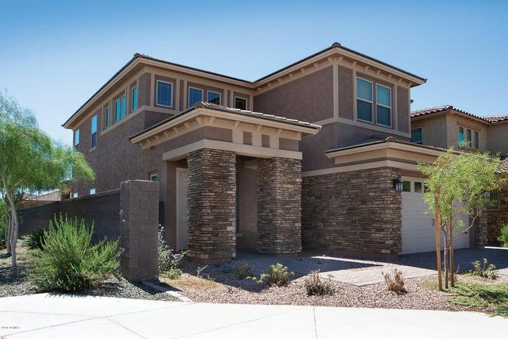 Sanctuary at Desert Ridge. Located on a premium corner lot.