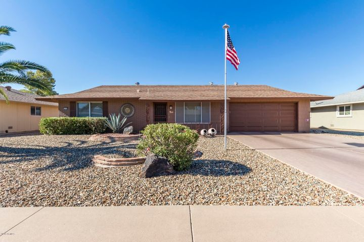 13239 W SHADOW HILLS Drive, Sun City West, AZ 85375