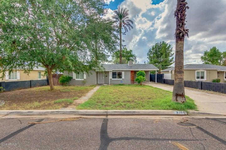3105 E MULBERRY Drive, Phoenix, AZ 85016