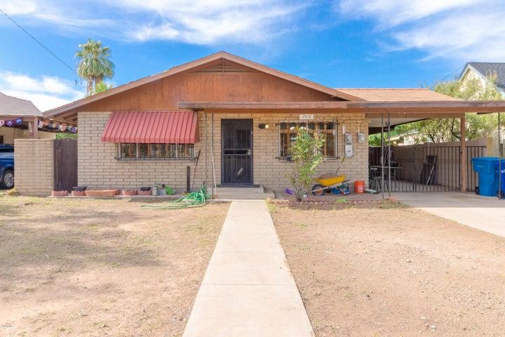 2218 N 23RD Place, Phoenix, AZ 85006