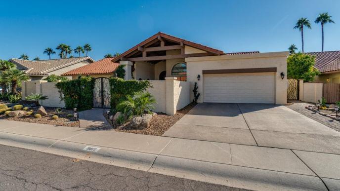 9815 E CINNABAR Avenue, Scottsdale, AZ 85258