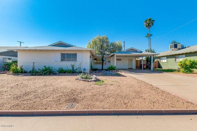 6449 E LEWIS Avenue, Scottsdale, AZ 85257