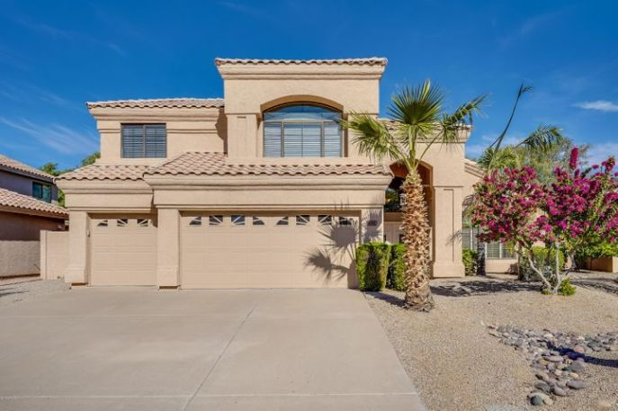 9058 E PINE VALLEY Road, Scottsdale, AZ 85260