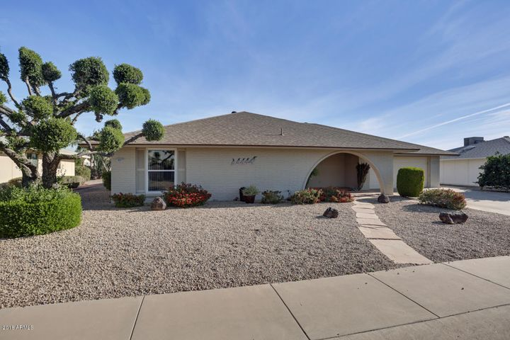 18007 N 134TH Avenue, Sun City West, AZ 85375