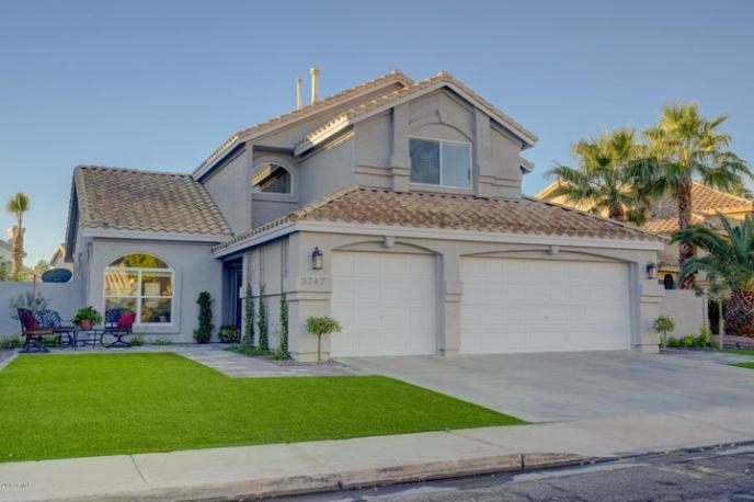 3747 E TANGLEWOOD Drive, Phoenix, AZ 85048