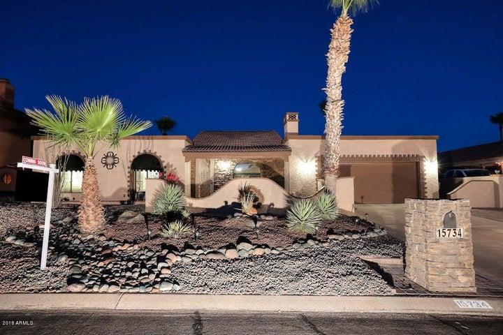 15734 E MUSTANG Drive, Fountain Hills, AZ 85268
