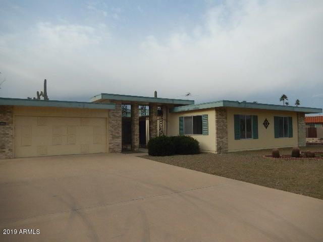 10906 W JEZEBEL Drive, Sun City, AZ 85373