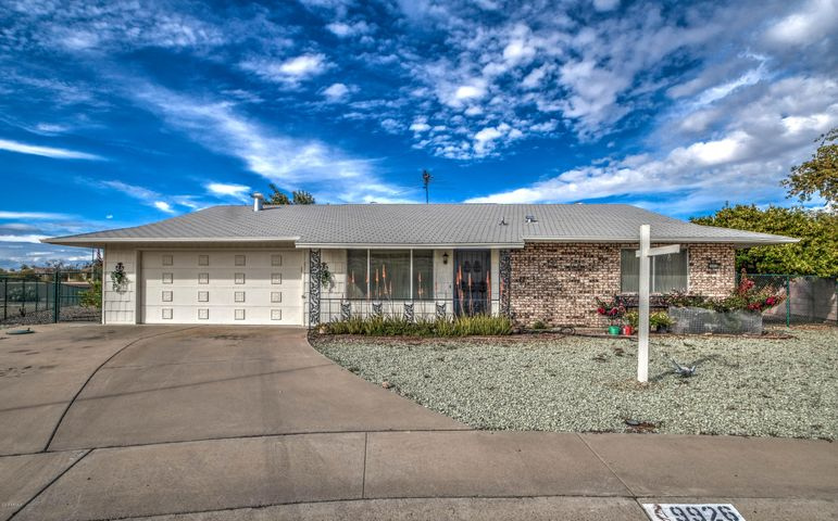 9926 W WILLOW CREEK Circle, Sun City, AZ 85373