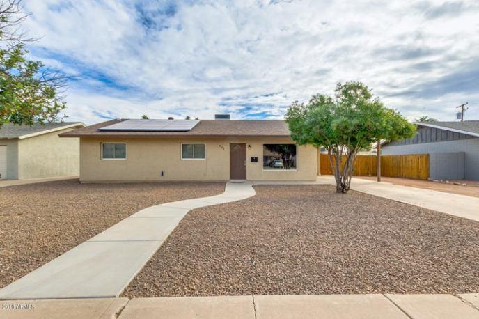 901 N EVERGREEN Street, Chandler, AZ 85225