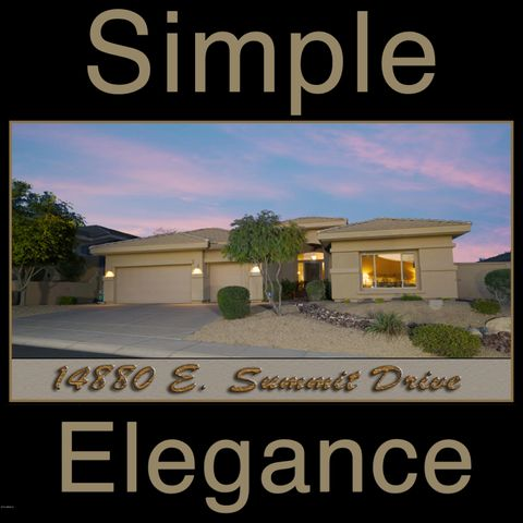 14880 E SUMMIT Drive E, Fountain Hills, AZ 85268