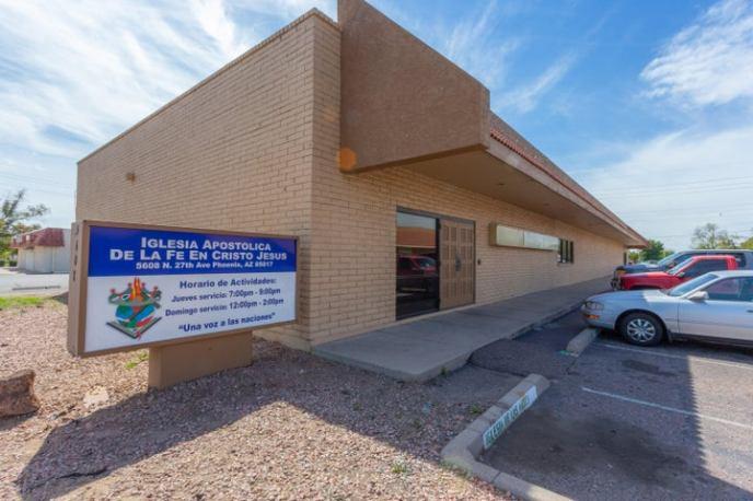 5608 N 27TH Avenue, Phoenix, AZ 85017
