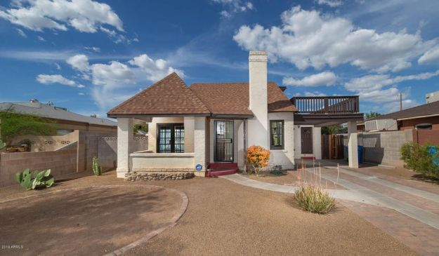1704 E CULVER Street, Phoenix, AZ 85006