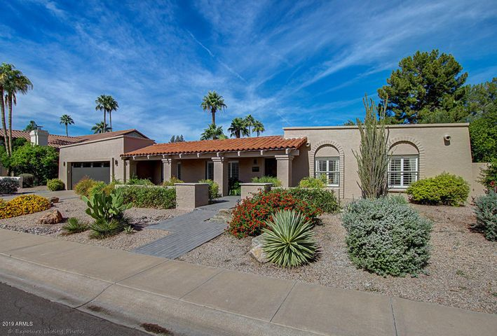 8646 E THOROUGHBRED Trail, Scottsdale, AZ 85258