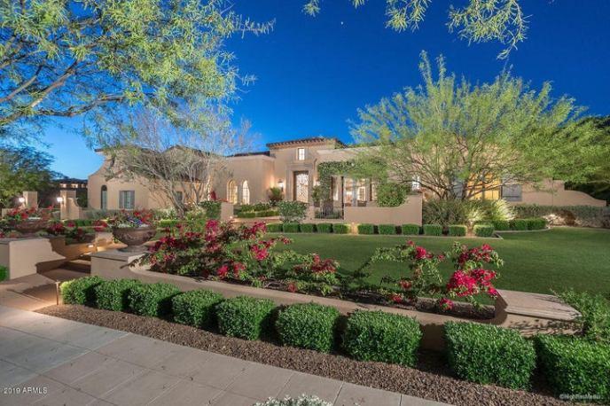 10266 E MOUNTAIN SPRING Road, Scottsdale, AZ 85255