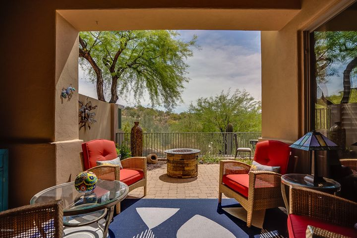 Large Covered Patio makes a great Outdoor Living Space.