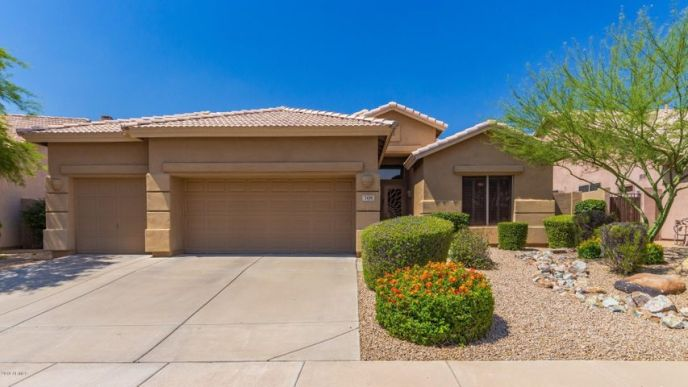 7438 E Whistling Wind Way, Scottsdale, AZ 85255