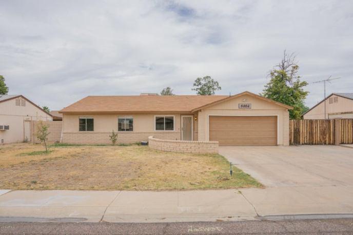 6862 W CANTERBURY Drive, Peoria, AZ 85345