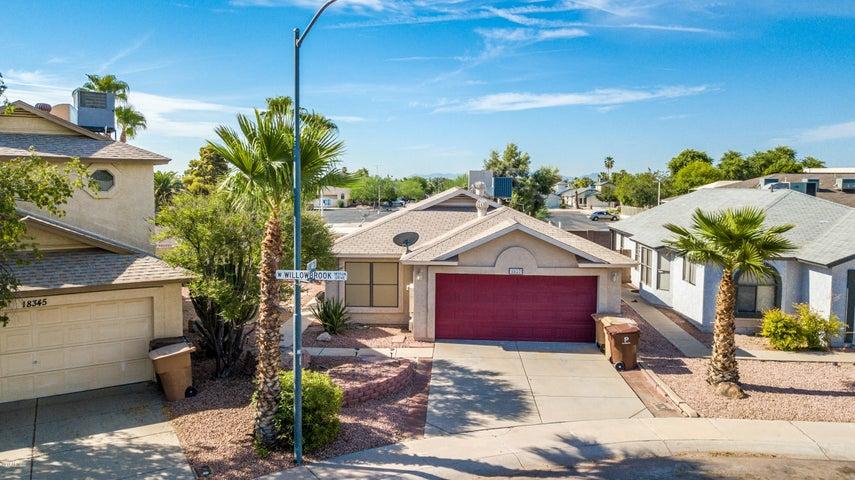 8827 W WILLOWBROOK Drive, Peoria, AZ 85382