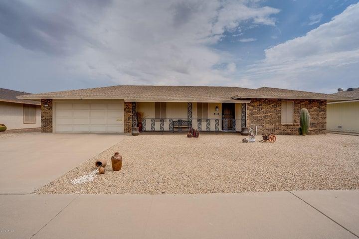 9514 W BROKENSTONE Drive, Sun City, AZ 85351