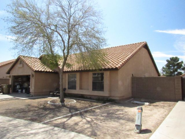 2584 S 158TH Court S, Goodyear, AZ 85338