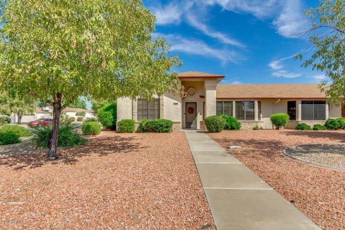 13648 W ALEPPO Drive, Sun City West, AZ 85375