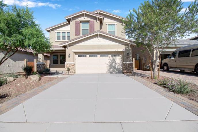 9846 W SANDS Drive, Peoria, AZ 85383