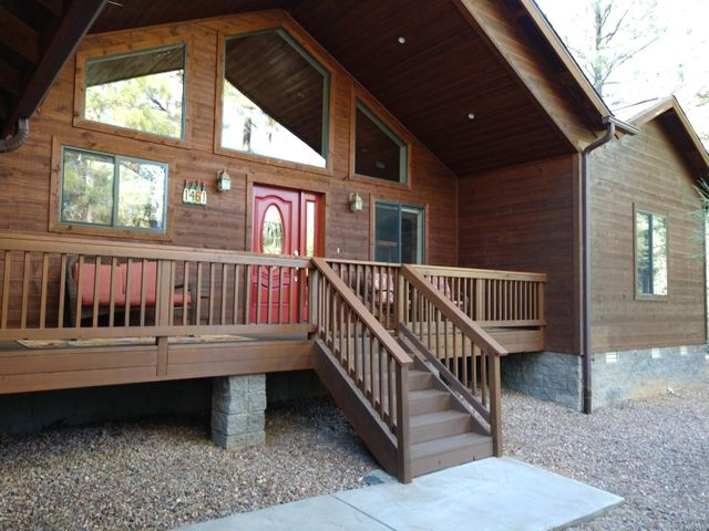 Temporary photo of front deck. Professional photos will be uploaded Friday afternoon.