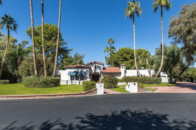 7112 E MERION Way, Paradise Valley, AZ 85253
